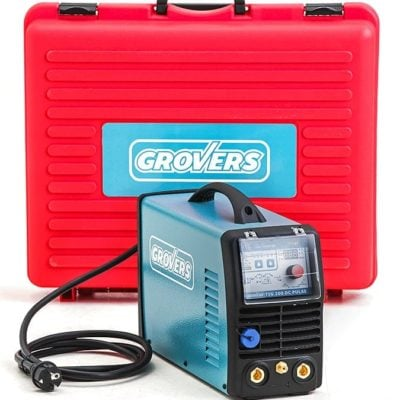 GROVERS TIG 200 DC PULSE_4